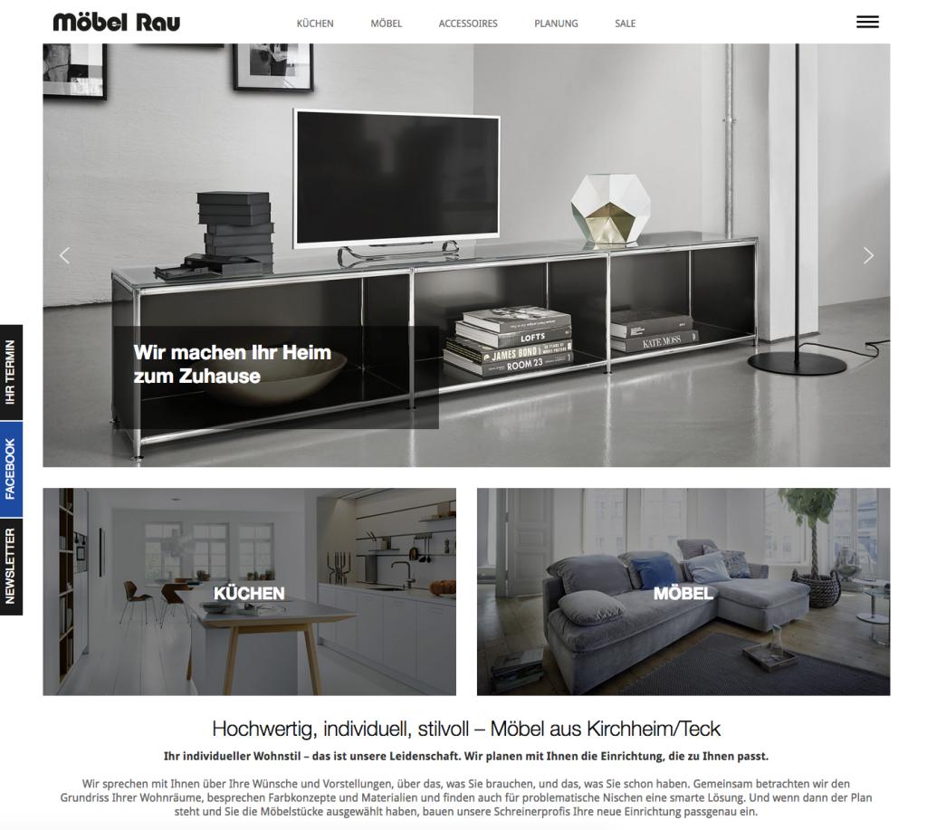 Möbel Rau | Bauverzeichnis und Bewertungsportal